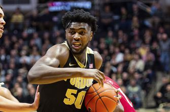Williams will need to come up big for young Boilermakers