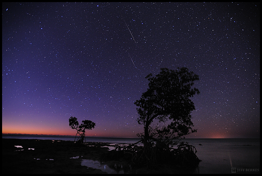 The Quadrantid meteor shower, usually among the best, peaks at the incorrect time this weekend