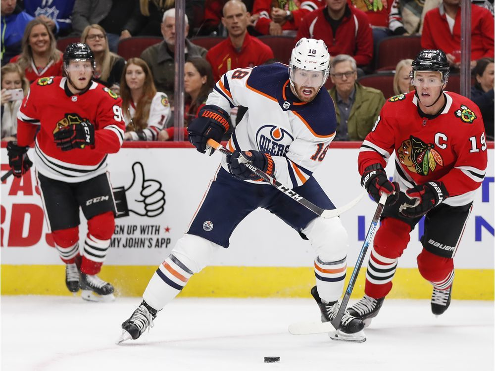 In an unprecedented NHL season, might the Edmonton Oilers have some new faces in new places: 9 Things