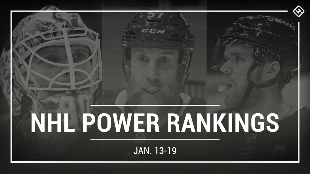 NHL power rankings 2021: Golden Knights, Maple Leafs, Canadiens begin strong; Oilers, Blackhawks not a lot