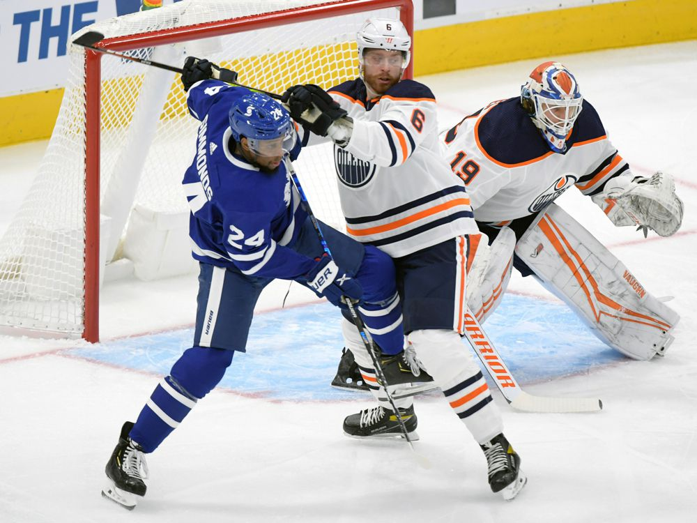 Mysteries of the Edmonton Oilers exposed! On our bad feelings about Adam Larsson and the PP