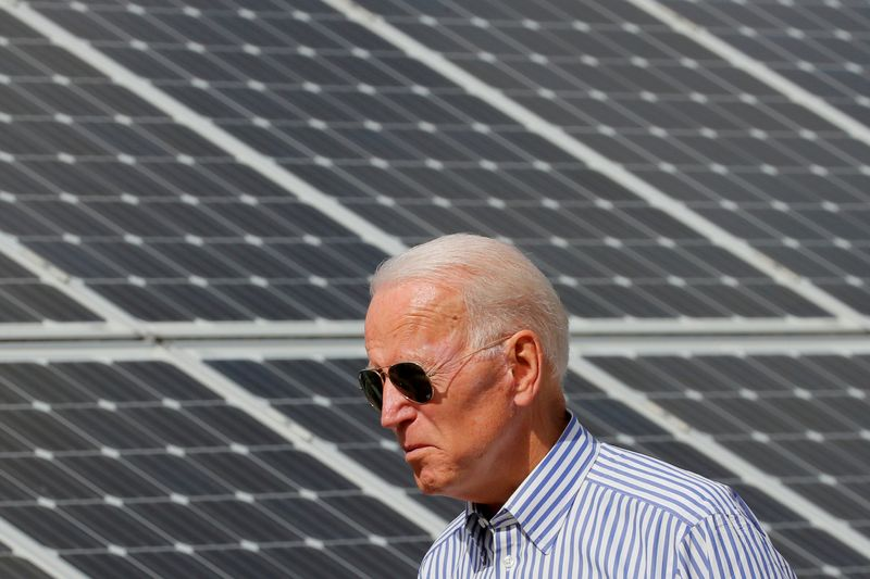 Biden's climate modification orders quick and furious, but enduring change will be harder By Reuters