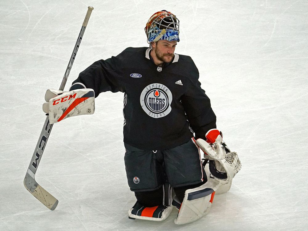 Back to the drawing board for Edmonton Oilers as Kings re-claim netminder Troy Grosenick on waivers