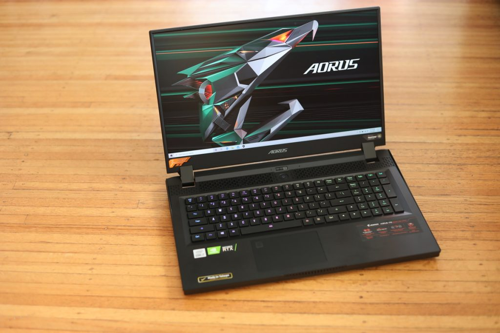 Gigabyte Aorus 17G Evaluation: A genuine gaming laptop computer that's astonishingly quiet