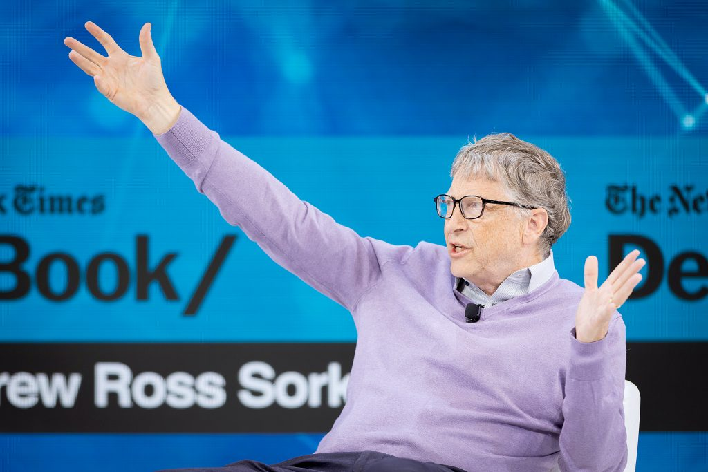 The Dark Side of Bill Gates's Environment Techno-Optimism