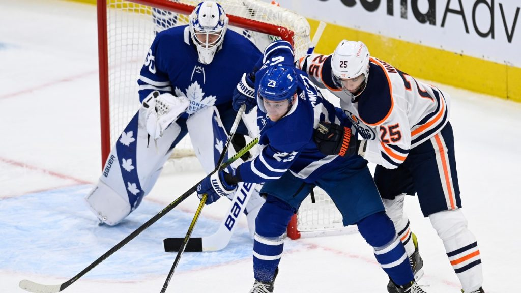Leafs can take solace in defensive play vs. Oilers despite latest loss