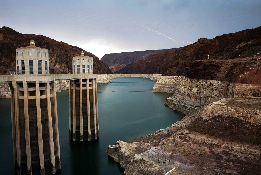 United States West gets ready for possible first water scarcity statement