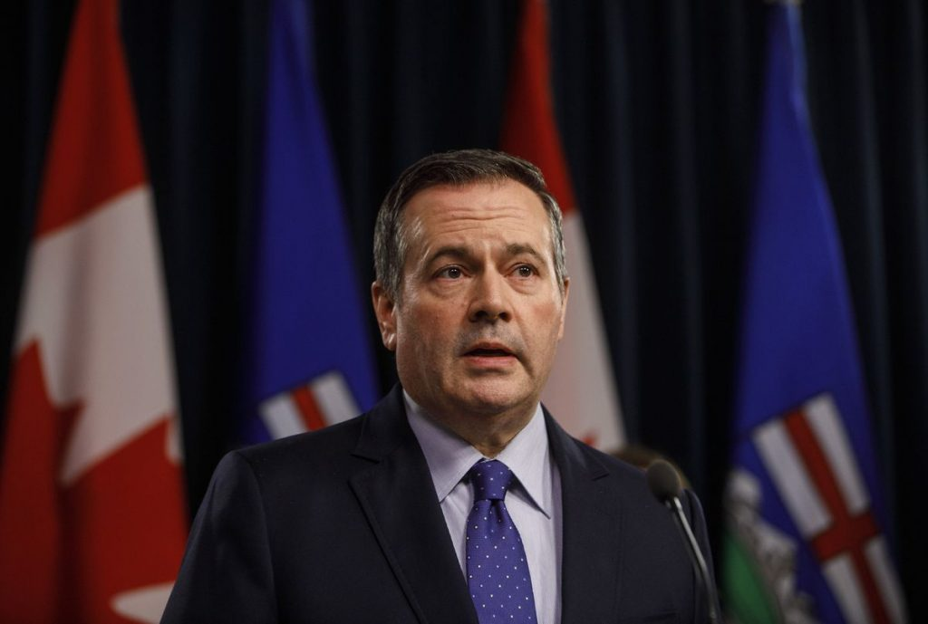 Alberta MLA Todd Loewen steps down as UCP caucus chair, gets in touch with Kenney to resign